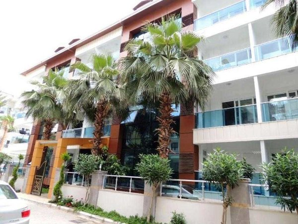 Apartments in Alanya city only 200 meters from the Cleopatra beach