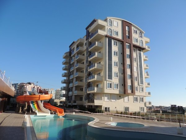 One bedroom apartment for rent in Alanya Avsallar, Orion park