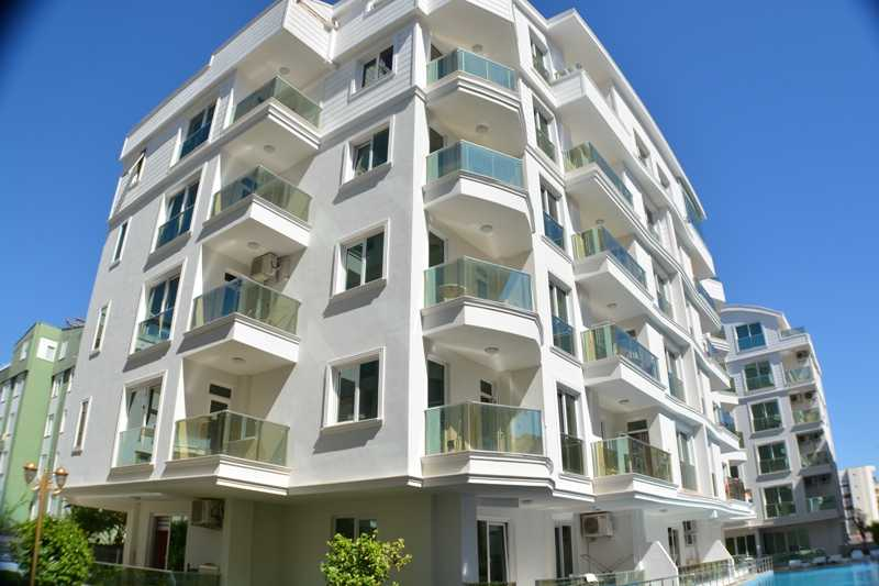 New apartments in Antalya - Konyaalti beach