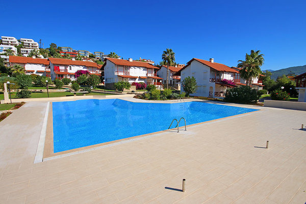 Furnished nice house situated in a quiet area, Demirtas Alanya