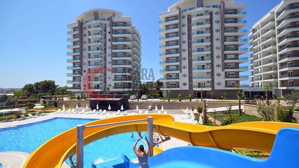 New apartment for rent in Turkey Alanya Avsallar
