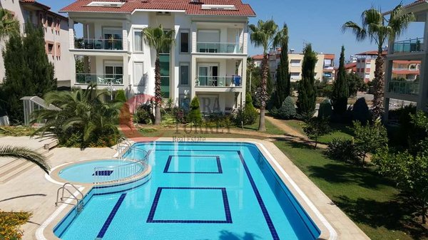 Apartment for sale only 500 m from the golf course in Antalya Belek