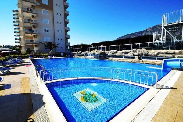 Furnished apartment in Alanya - Mahmutlar