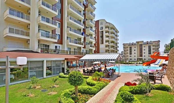 Three-room apartment in the Orion Valley, Avsallar