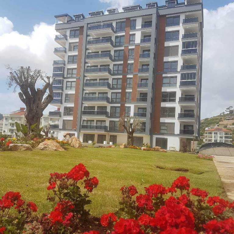 New apartments in Gazipaşa, only 15 min. from the airport