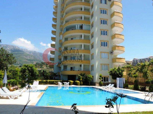 Apartment with sea view in Alanya - Mahmutlar