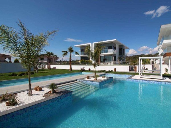Modern apartments for sale in Side - Turkey
