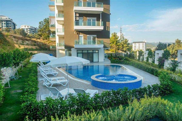 Apartments at affordable prices in Alanya Avsallar