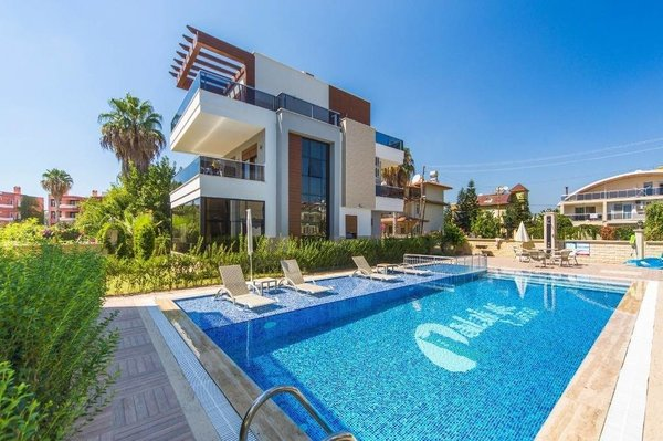 Furnished villa in Alanya - Konaklı, close to the beach - 1