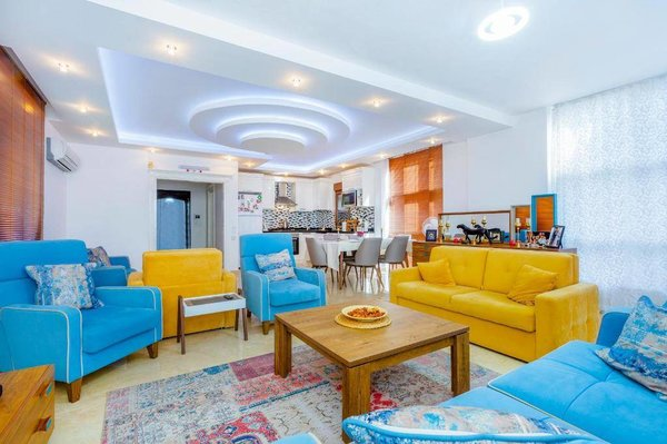 Furnished villa in Alanya - Konaklı, close to the beach - 3