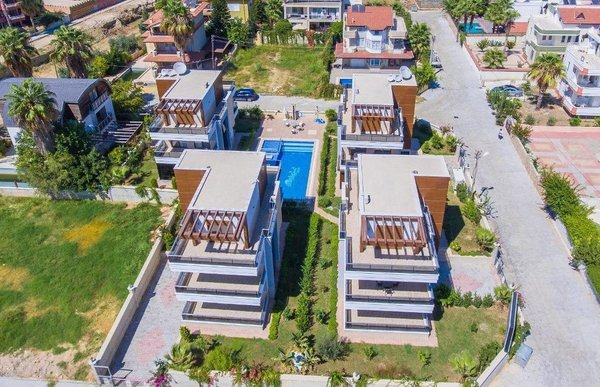 Furnished villa in Alanya - Konaklı, close to the beach - 13