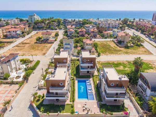 Furnished villa in Alanya - Konaklı, close to the beach - 14