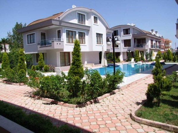 Semi-detached house in a quiet location in Antalya Belek - ideal for golfers