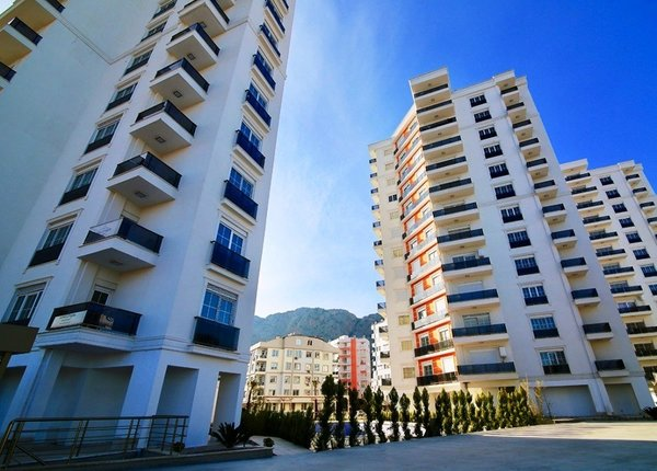 Antalya Konyaalti - flat for sale at affordable price