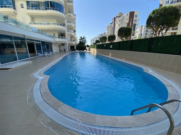 We offer for sale holiday apartment in Avsallar
