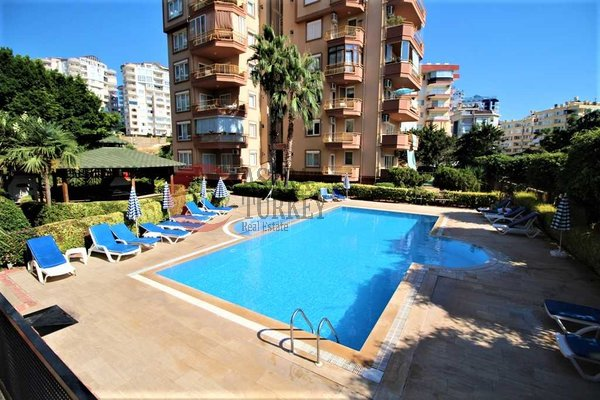 Spacious 3-room apartment for sale - family holiday in Turkey