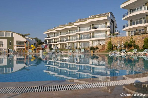 Luxury duplex and penthouse apartments in Alanya Konaklı