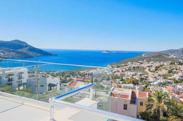 Luxury villa for sale in Turkey Kas with stunning sea views - Great opportunity