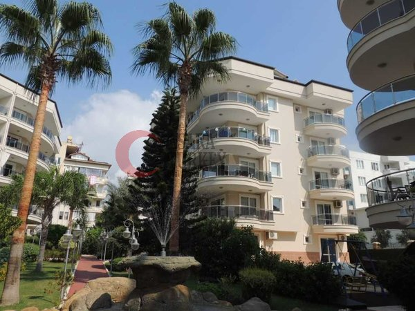 Cozy three room apartment in Alanya - Tosmur