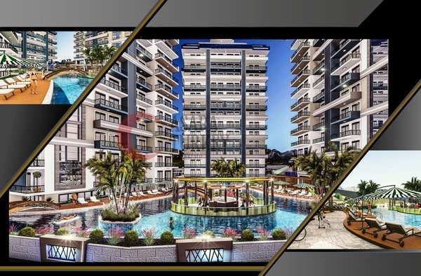 For sale 2-bedroom and 1-bedroom apartments in Turkey, ideal for family holidays - low price! - 19