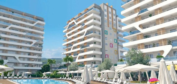 Apartments Emerald Dreams for you in Turkey
