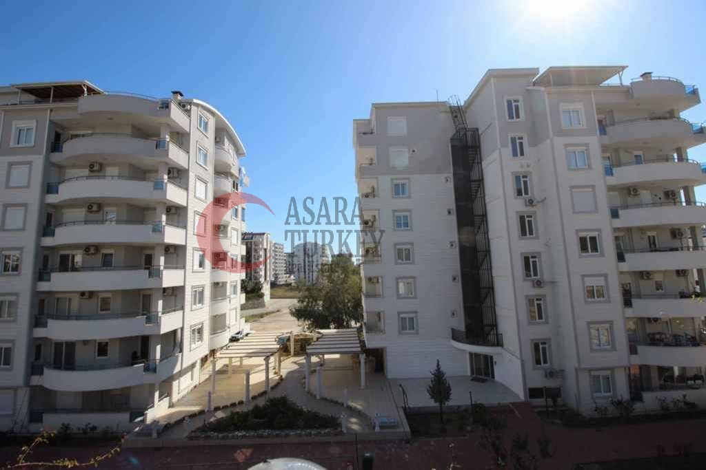 Cheap apartment with indoor pool in Alanya - Avsallar