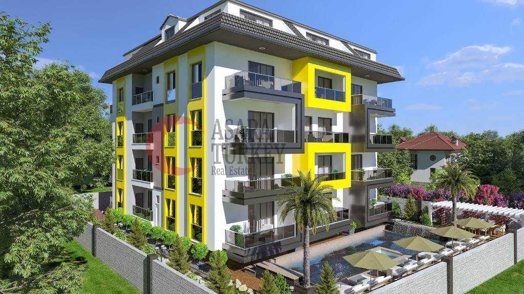 Brand new apartments for sale in peaceful area - Turkey Avsallar