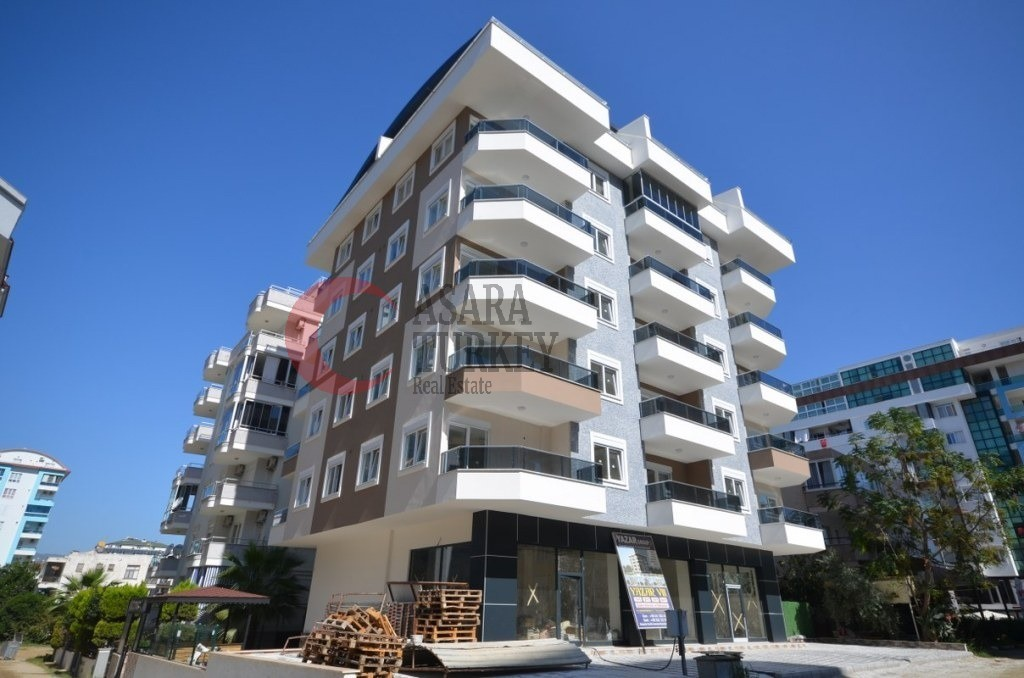 New apartment for sale in Turkey Alanya Mahmutlar - low price