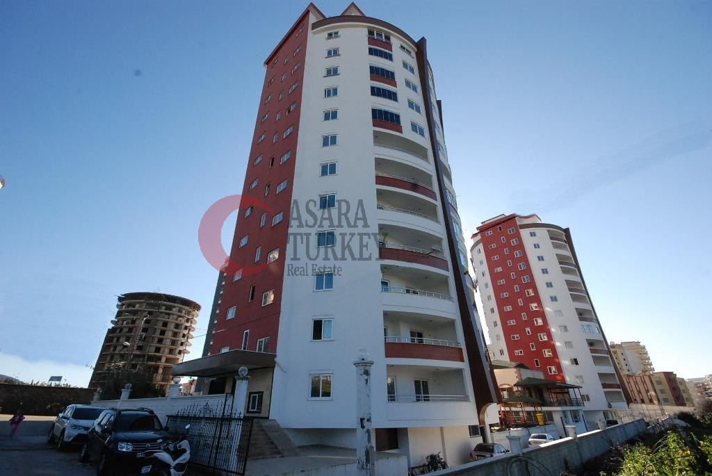 Furnished apartment in a low price, Alanya - Mahmutlar